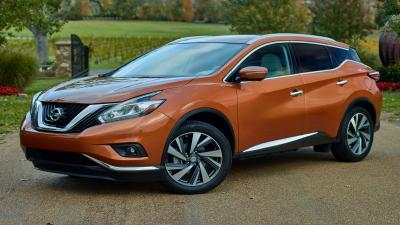 Nissan Murano Car Wallpaper 65919