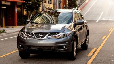 Nissan Murano Desktop Wallpaper 65913