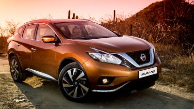 Nissan Murano Wallpaper Background 65912