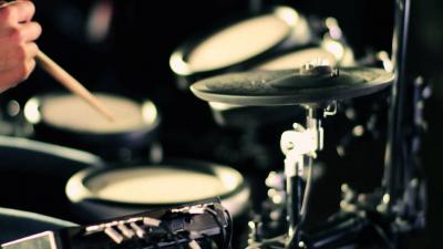 Playing Drums Desktop Wallpaper 63230