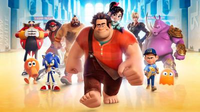 Ralph Breaks the Internet Movie Desktop HD Wallpaper 66136