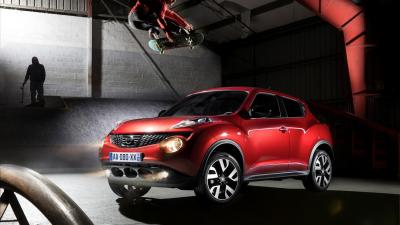Red Nissan Juke Wallpaper 65898