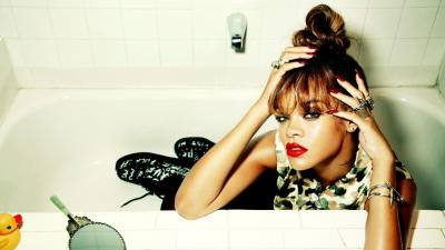 Rihanna Desktop Computer Wallpaper 65535
