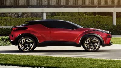 Scion C HR Concept Car Desktop Wallpaper 62706