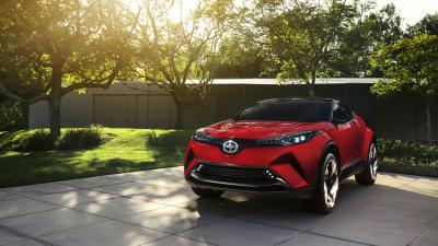Scion C HR Concept Car Wallpaper Background 62705