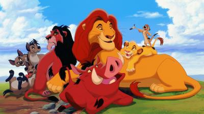 The Lion King Movie Characters Wallpaper 64217