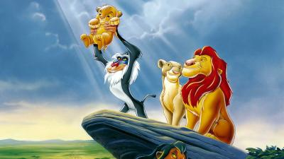 The Lion King Widescreen Wallpaper 64211