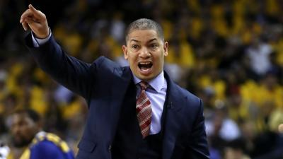 Tyronn Lue Coach Wallpaper 63842