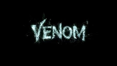 Venom Movie Logo Wallpaper 65543