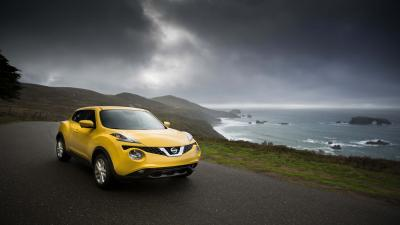 Yellow Nissan Juke Car Wallpaper 65890