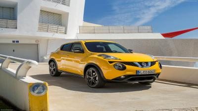 Yellow Nissan Juke Pictures Wallpaper 65896