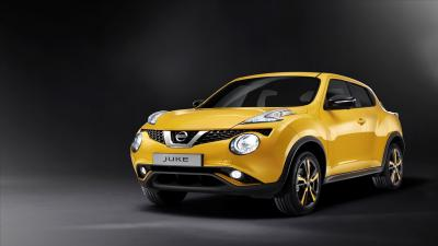 Yellow Nissan Juke Wallpaper 65885