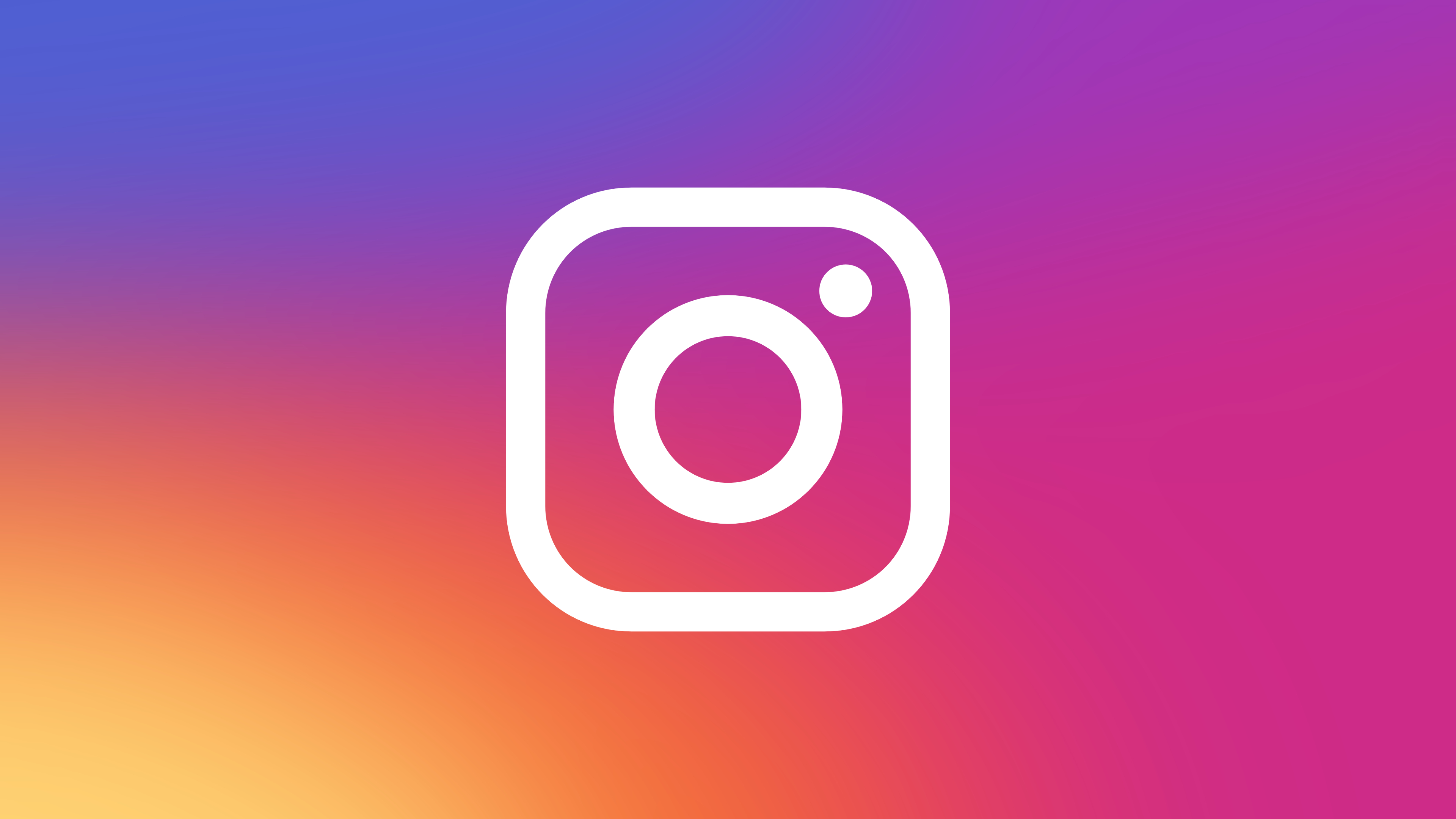 4k instagram logo wallpaper 65637