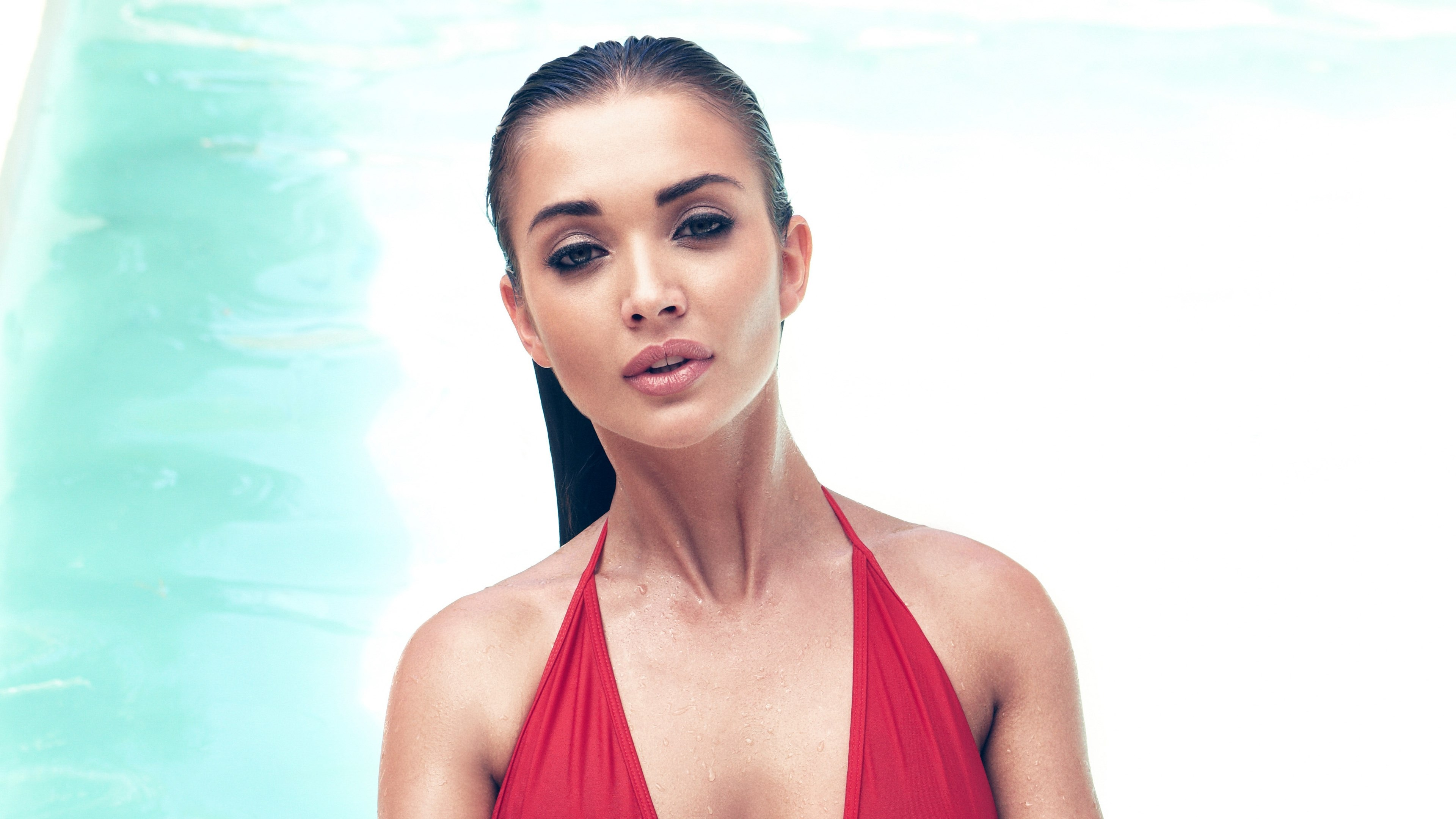 amy jackson model widescreen hd wallpaper 64633