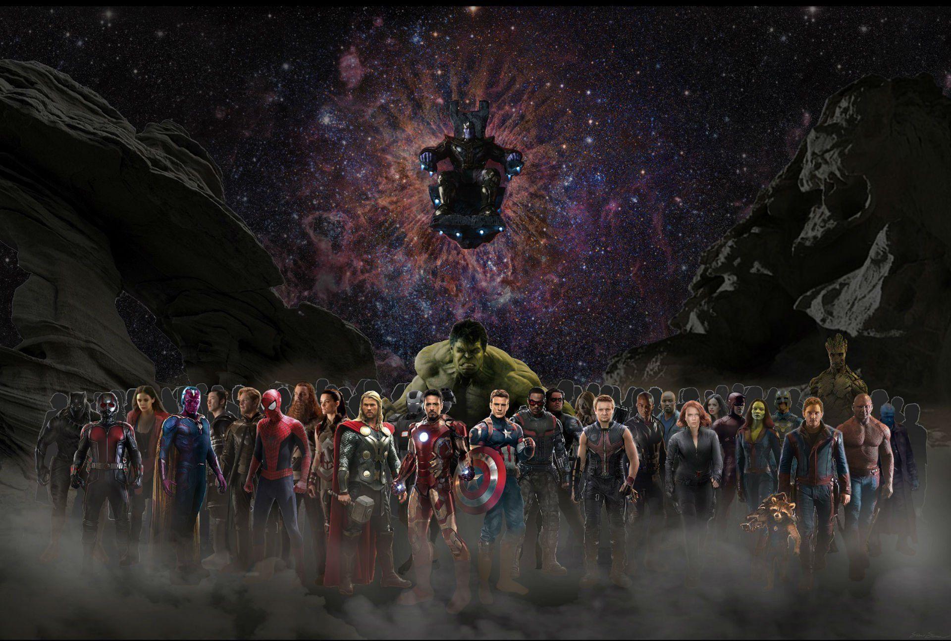 avengers infinity war movie wallpaper 63591
