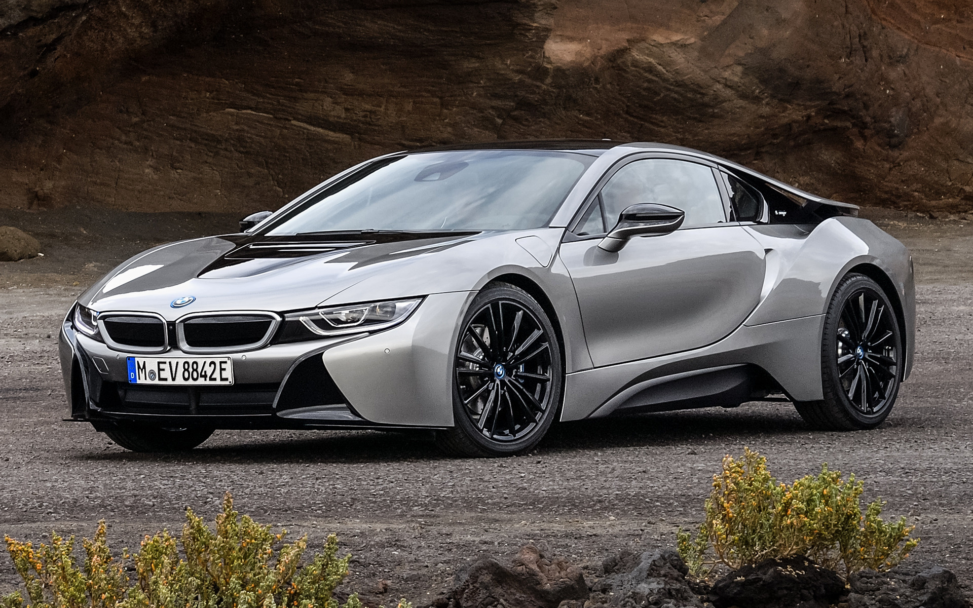 bmw i8 car desktop wallpaper 64655