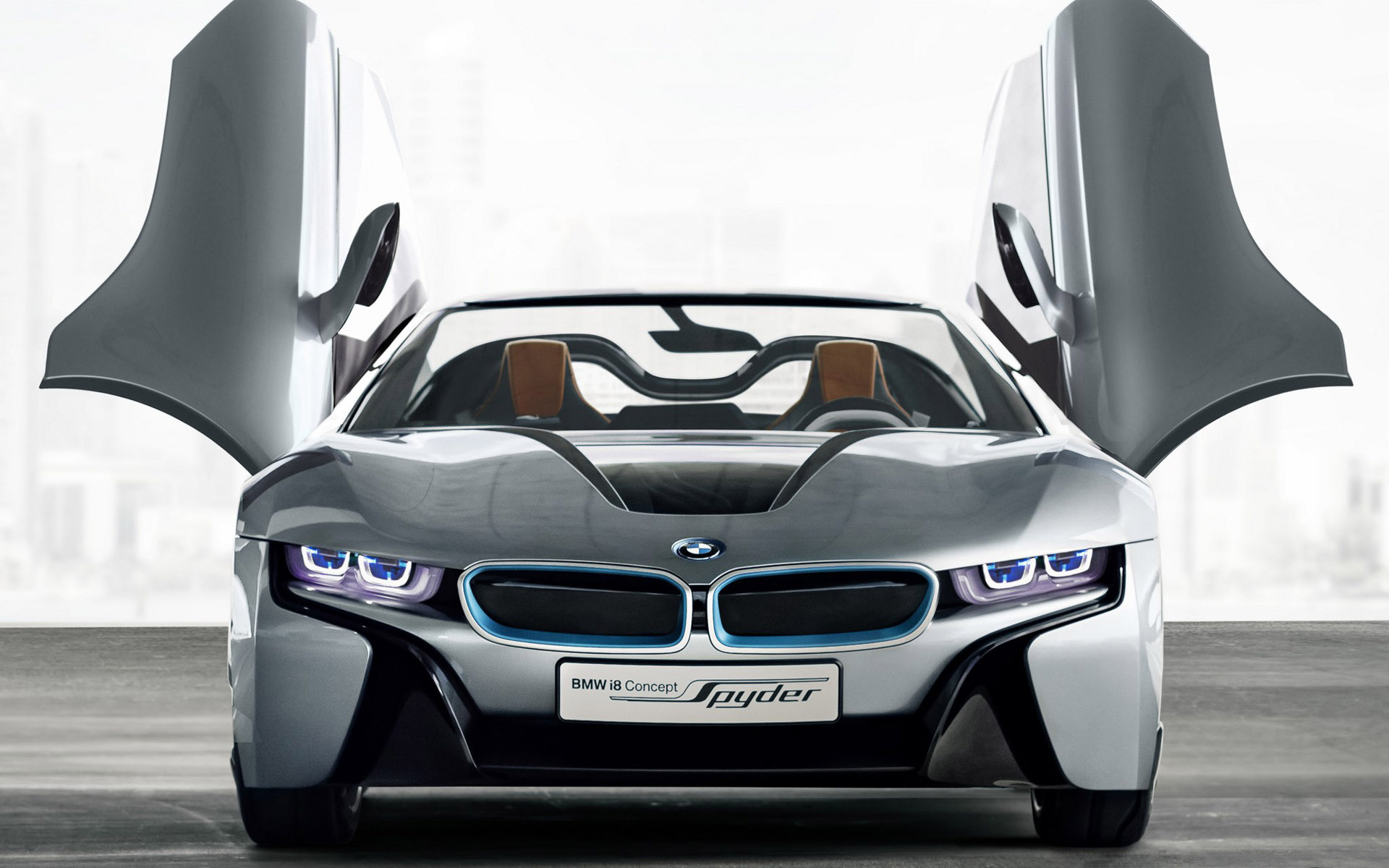 Bmw I8 Car Wallpaper 64644 1920x1200px