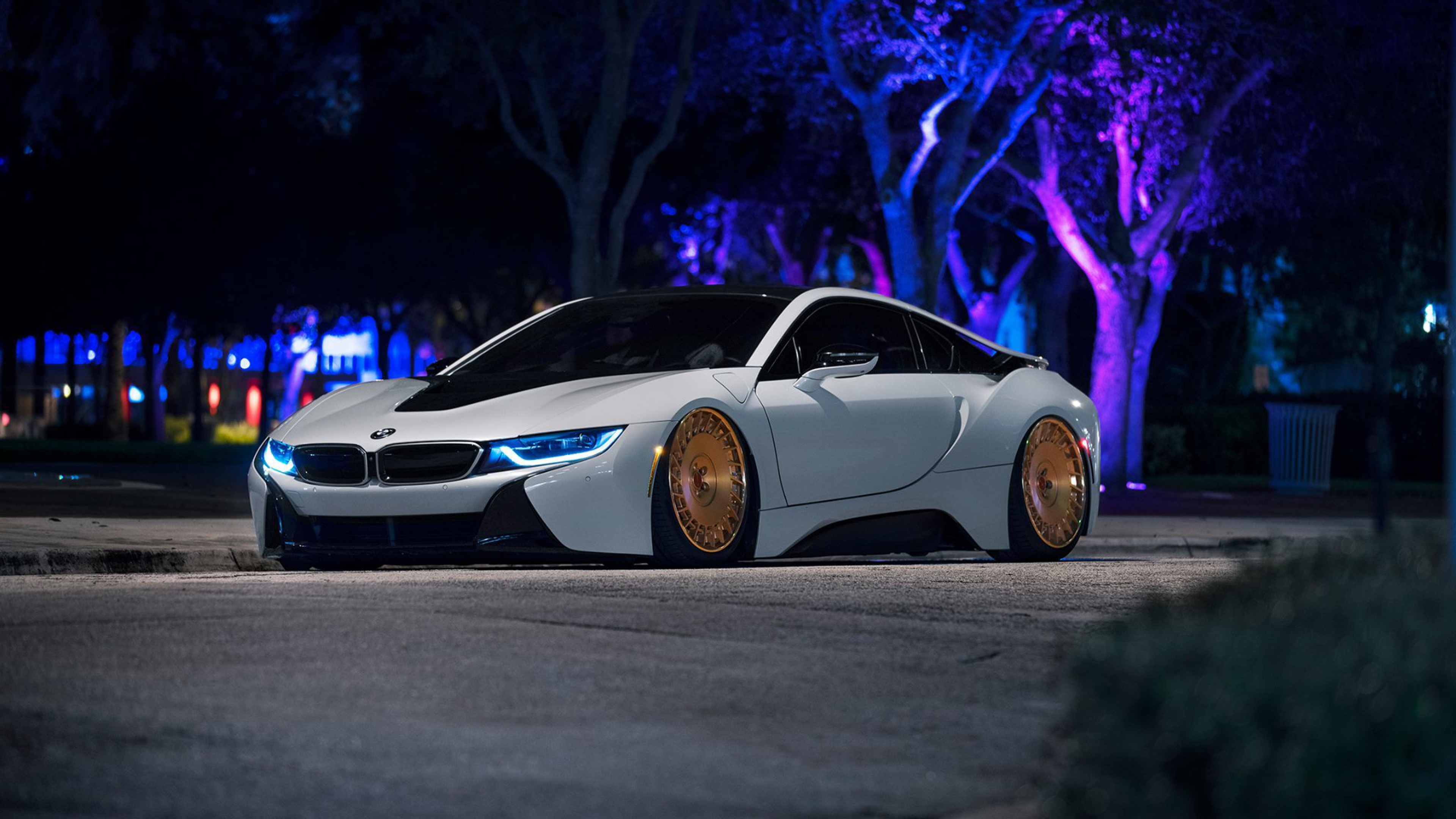 bmw i8 custom wheels wallpaper 64647