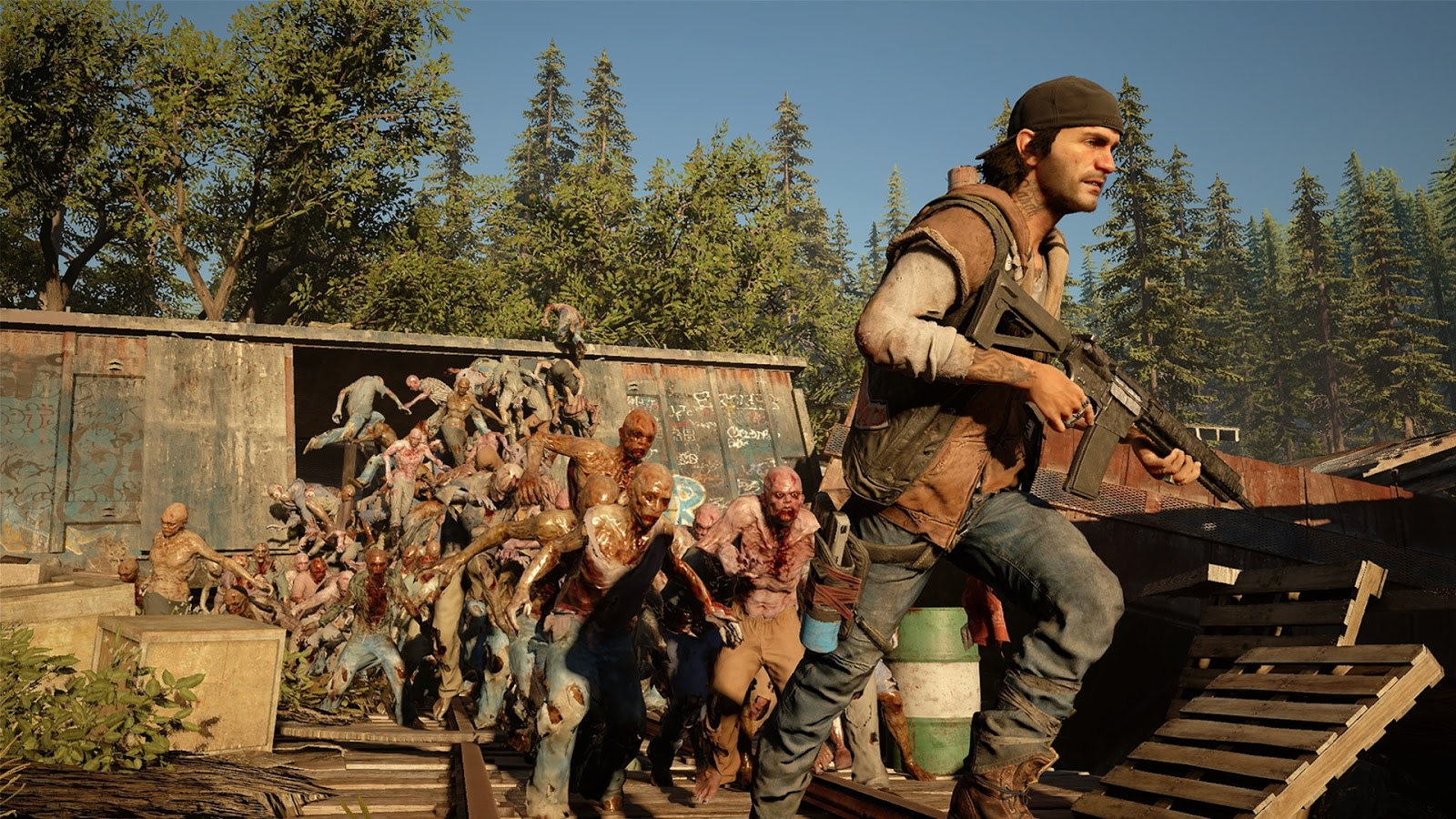 days gone game computer wallpaper 62614