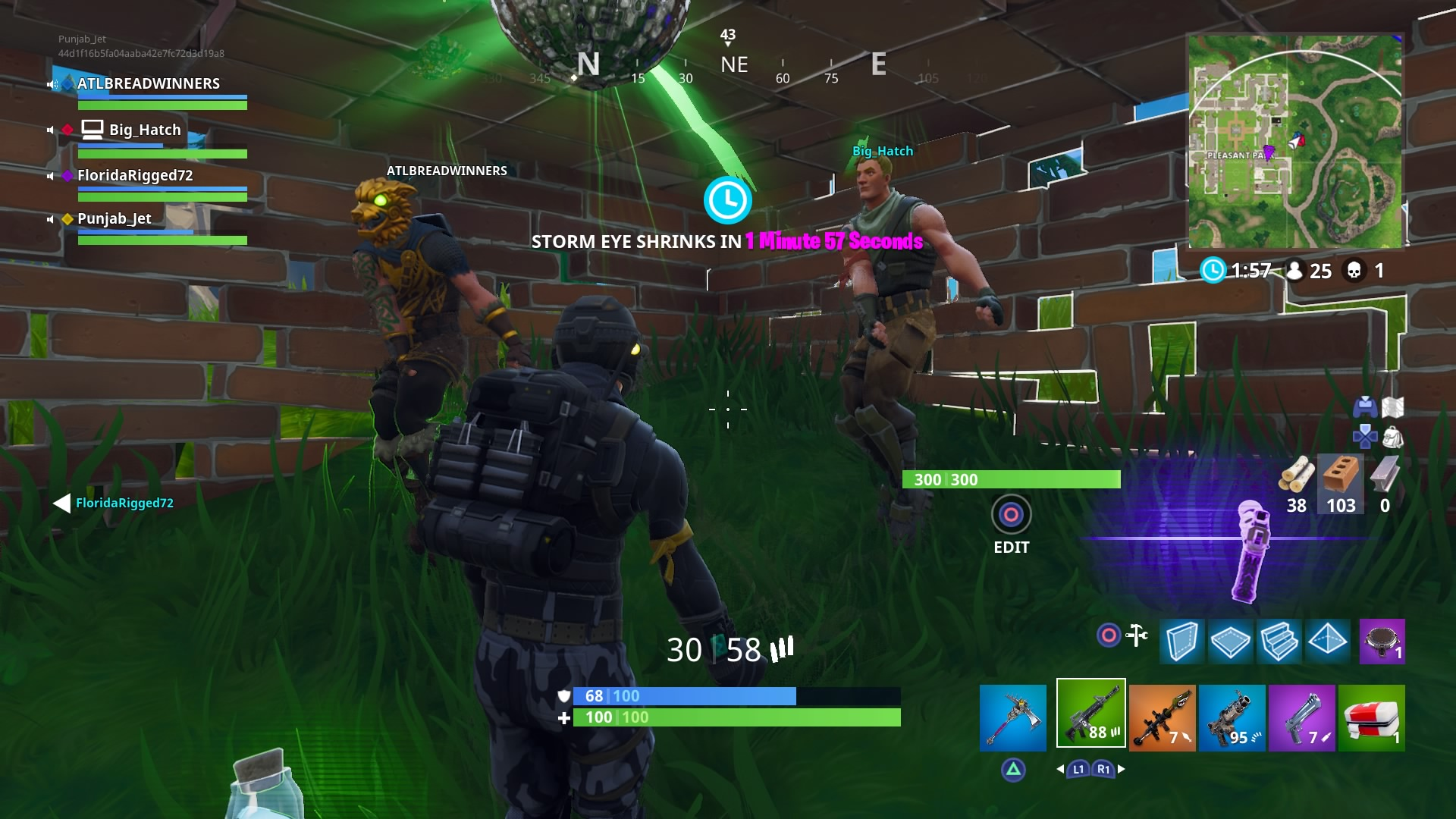 fortnite disco party desktop wallpaper 63509
