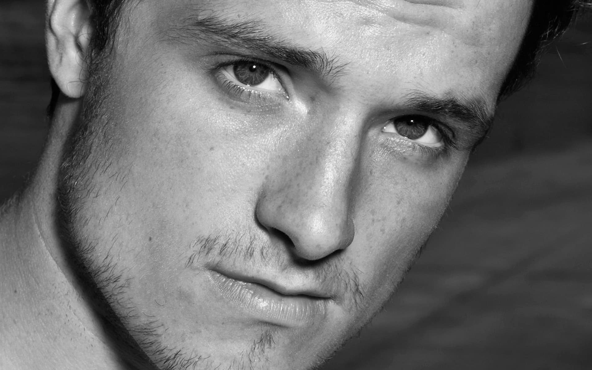 josh hutcherson face wallpaper 65753