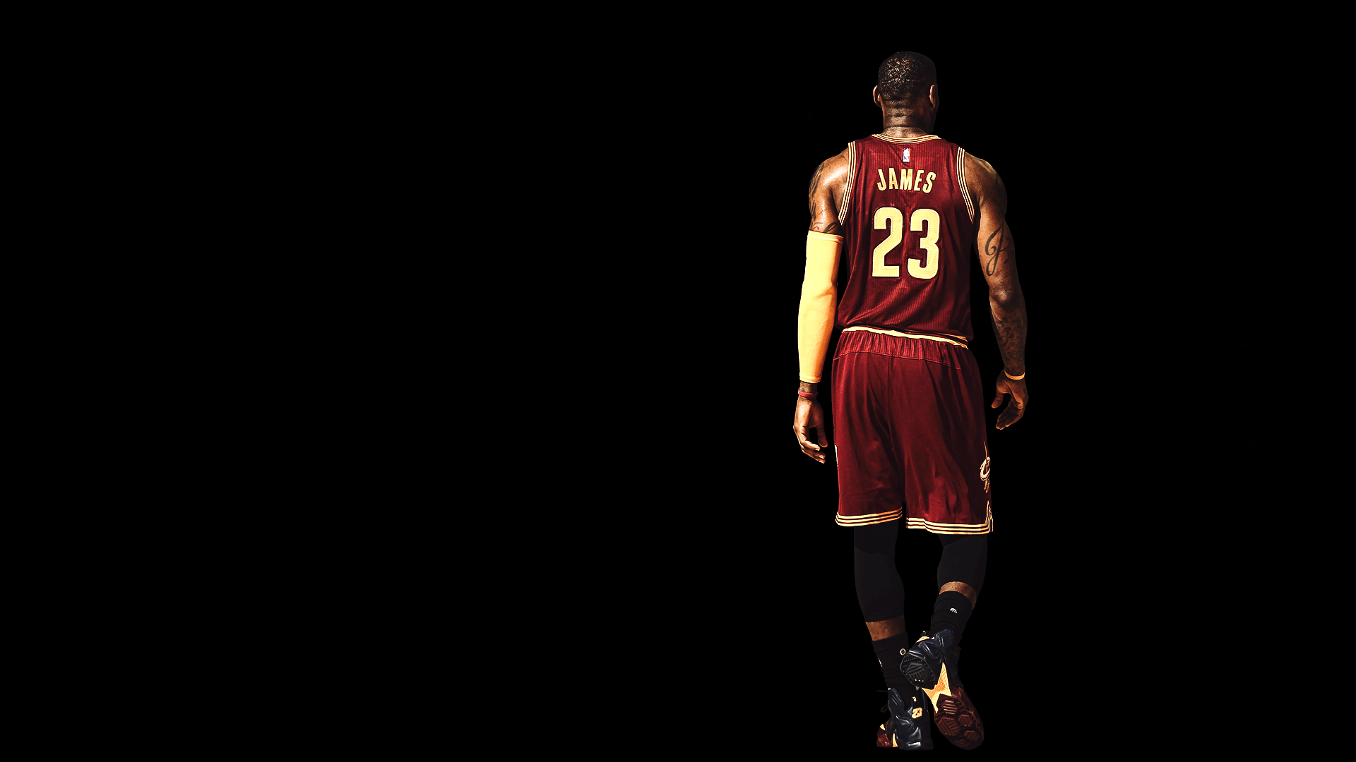 Lebron James Wallpaper 63596 1920x1080px