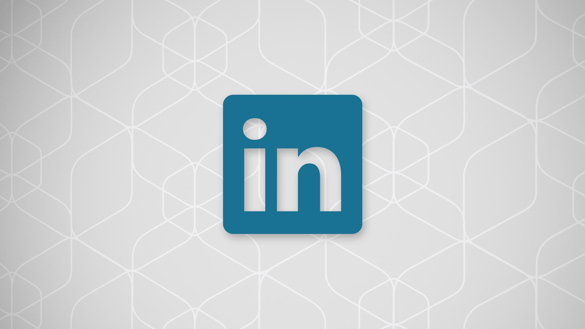 linkedin emblem logo wallpaper 65636