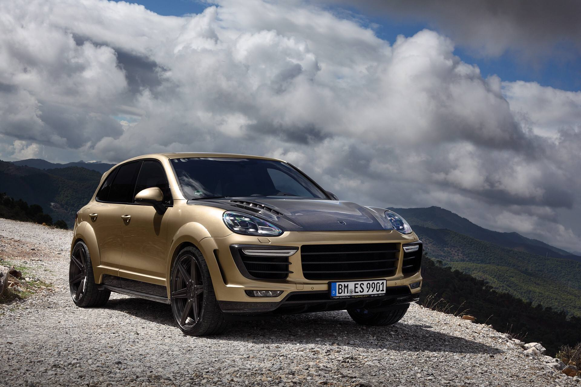 porsche cayenne wallpaper 66088