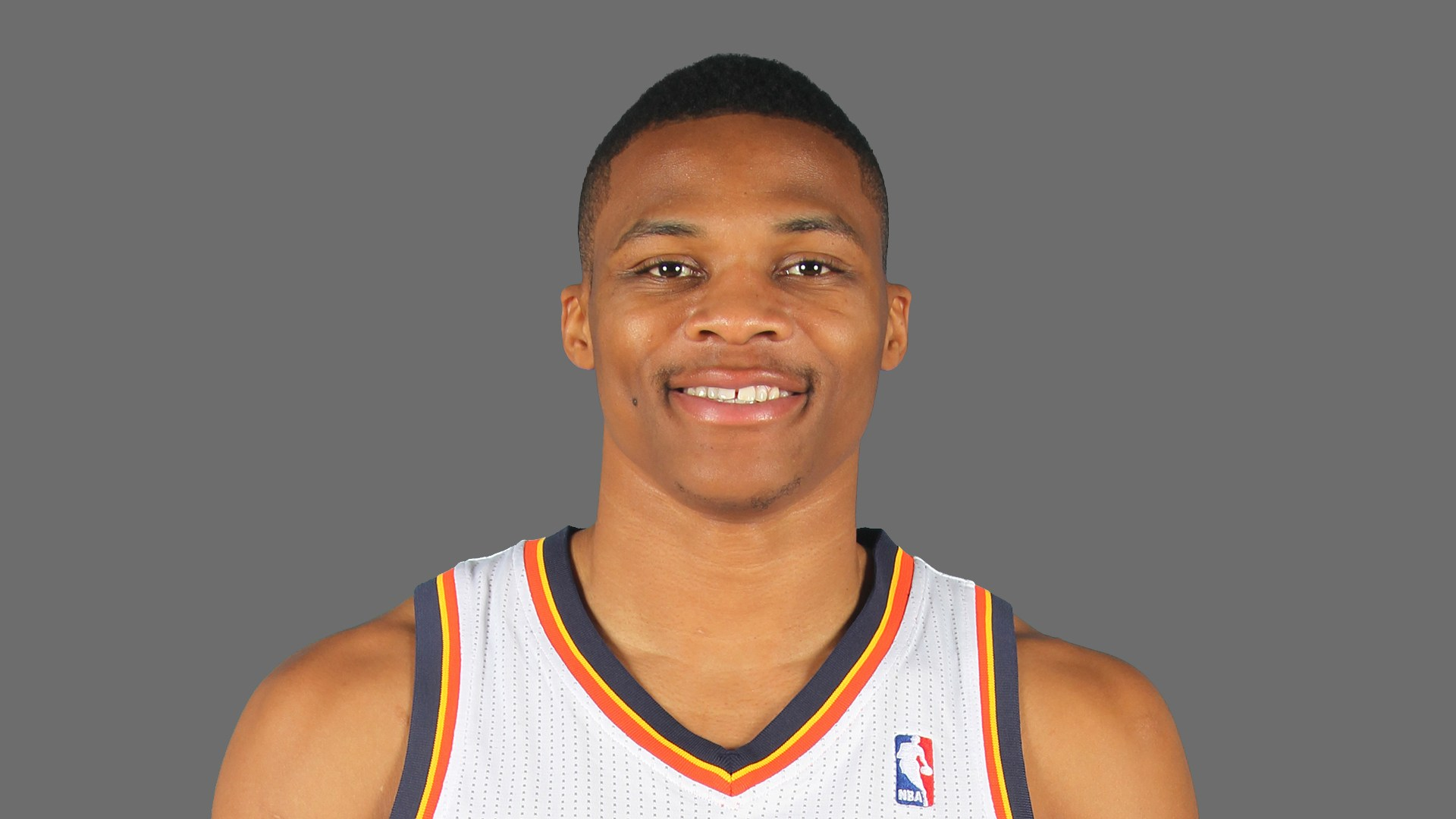 russell westbrook athlete smile wallpaper 63583