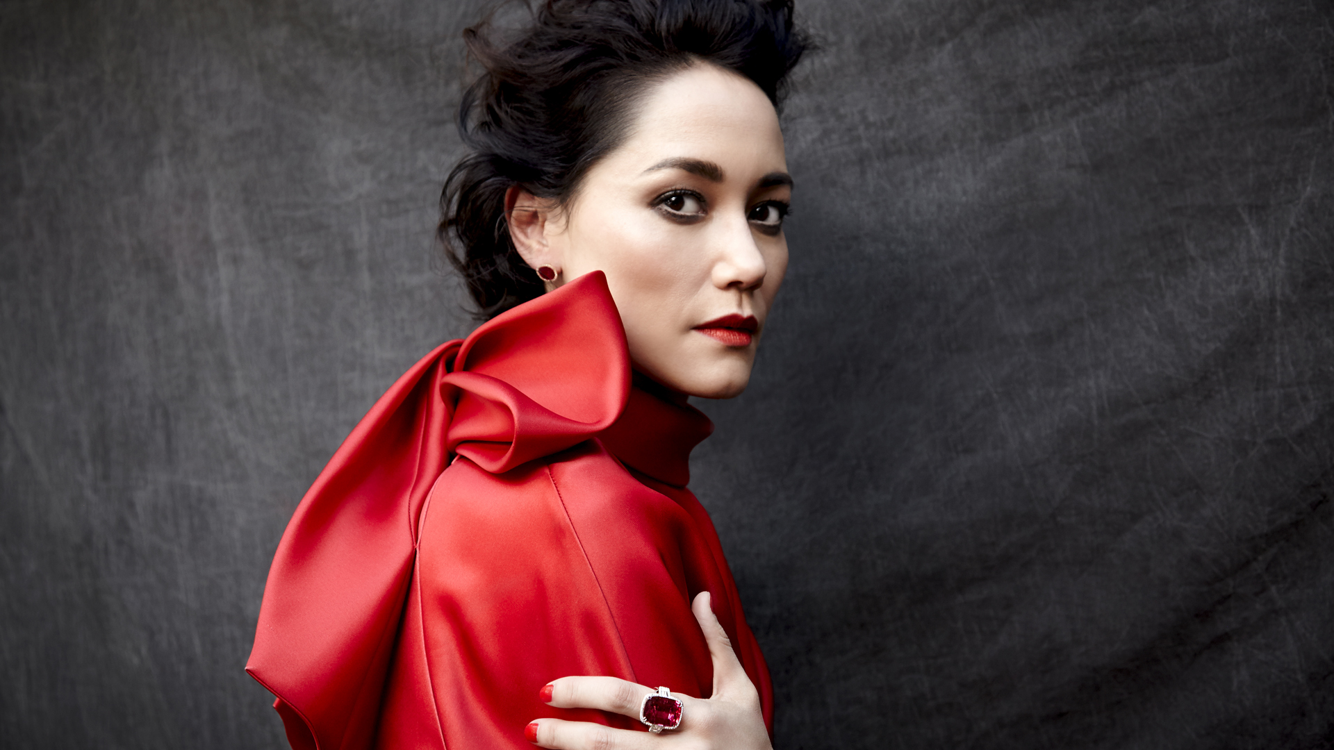 sandrine holt actress wallpaper 65796