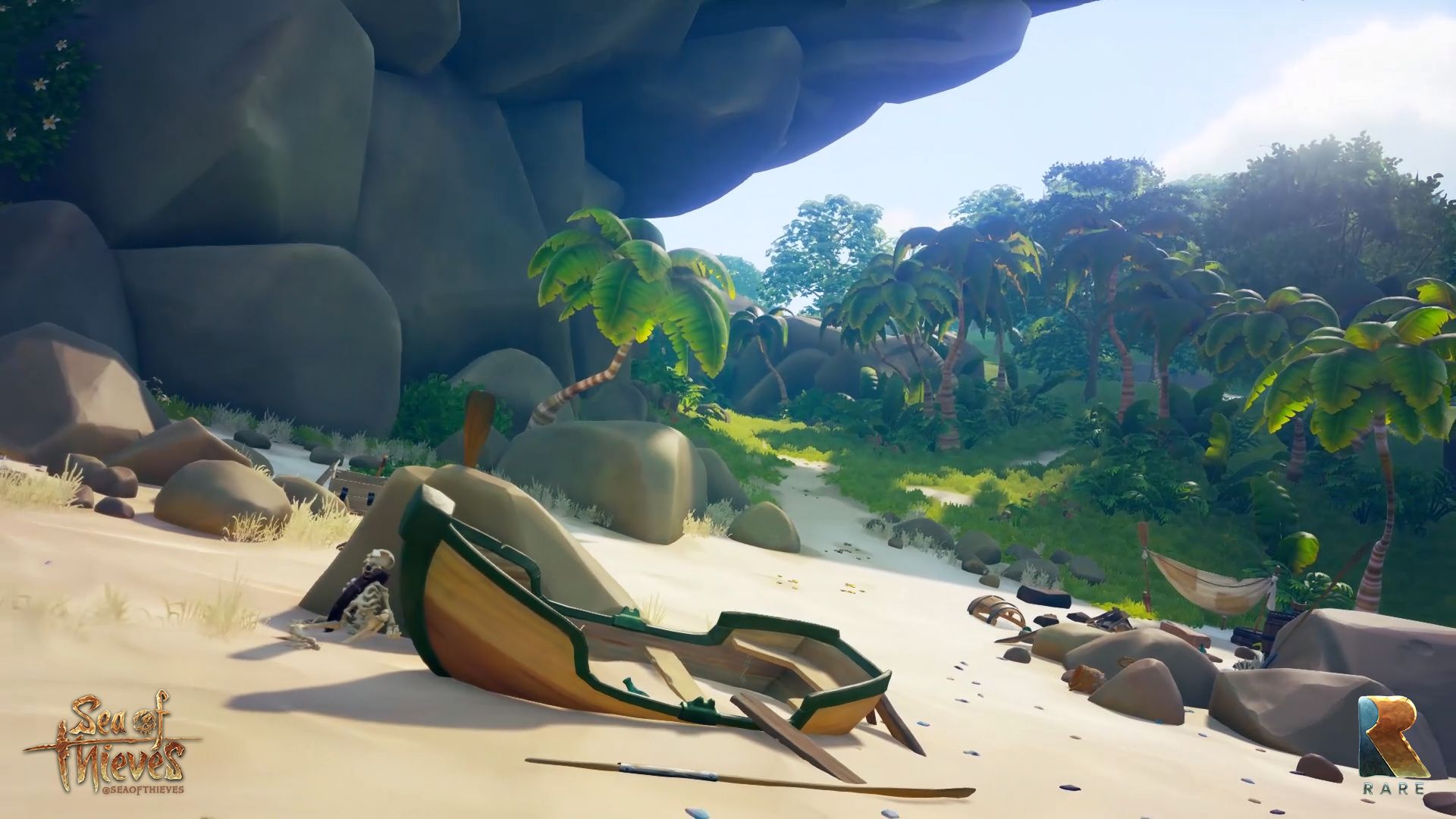 sea of thieves video game wallpaper 62598