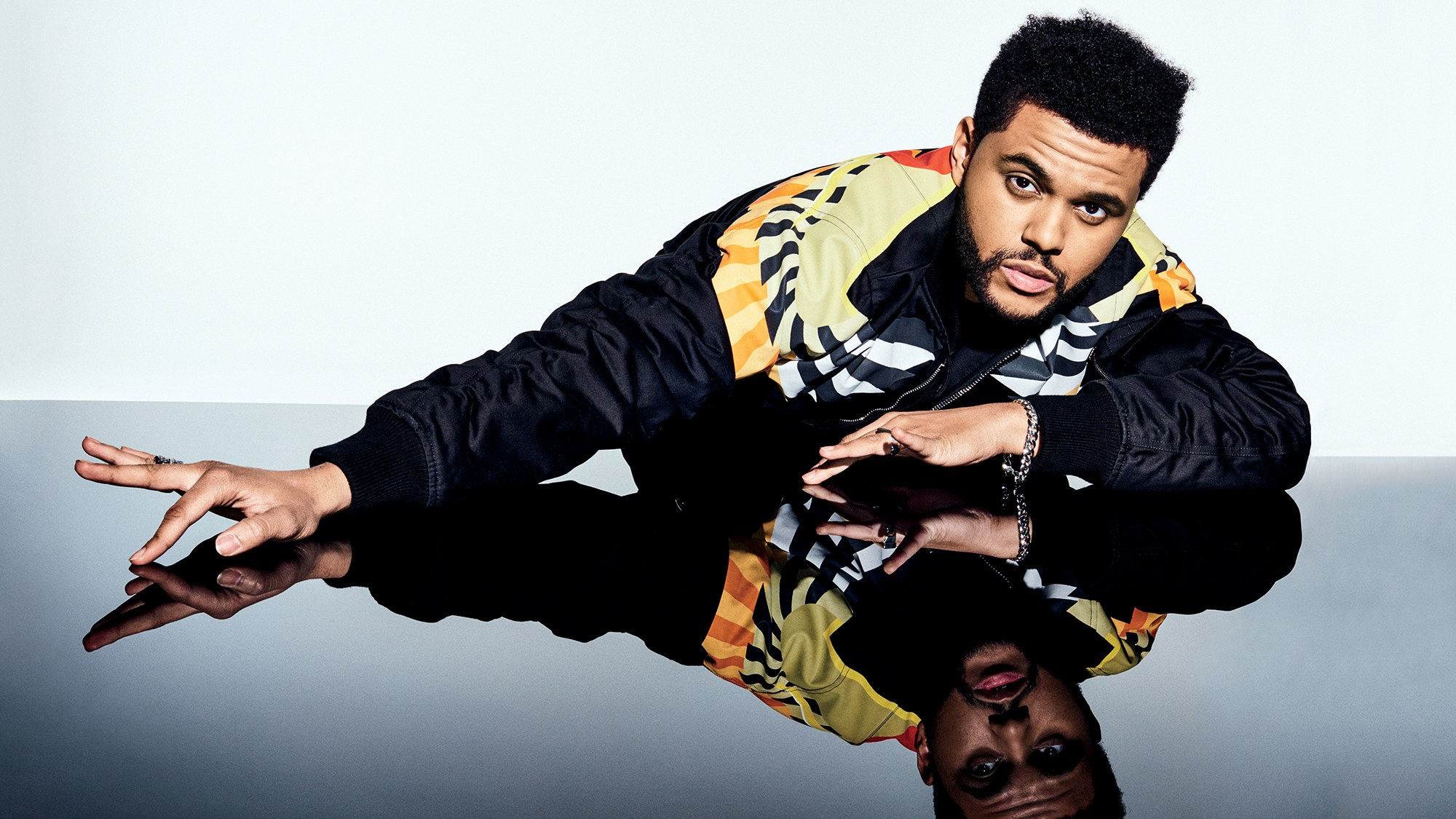 The Weeknd Hairstyle Wallpaper 65712 2000x1125px