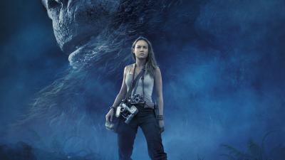 4K Brie Larson Actress Wallpaper 65112
