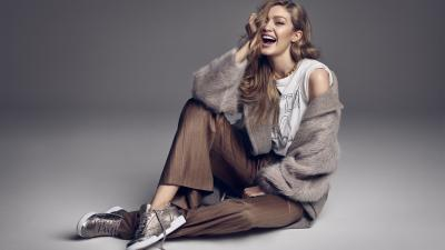 4K Gigi Hadid Model Wallpaper 65795