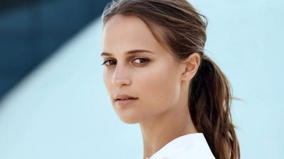Alicia Vikander Desktop Wallpaper 66120