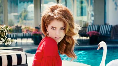 Anna Kendrick Hairstyle HD Wallpaper 65694