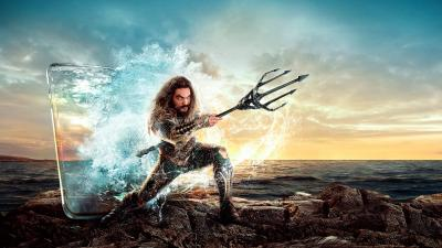Aquaman Movie Background Wallpaper 65585