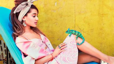 Ariana Grande Outfit HD Wallpaper 65105