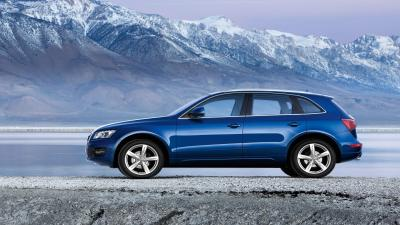 Audi Q5 Side View Wallpaper 66014
