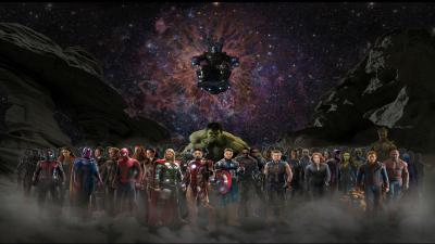 Avengers Infinity War Movie Wallpaper 63591