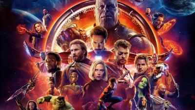 Avengers Infinity War Movie Wallpaper Background HD 63587