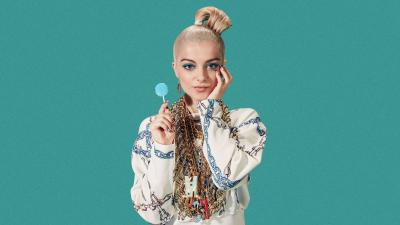 Bebe Rexha Widescreen Background Wallpaper 66093