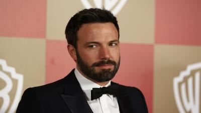 Ben Affleck Actor Widescreen Wallpaper 64710