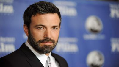 Ben Affleck Beard Widescreen Wallpaper 64720
