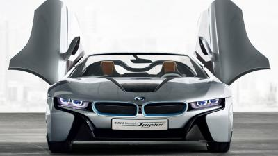 BMW i8 Car Wallpaper 64644