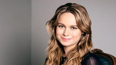 Brie Larson Actress Smile Wallpaper 65111