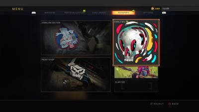 Call of Duty Black Ops 4 Identity Screen Wallpaper 66495