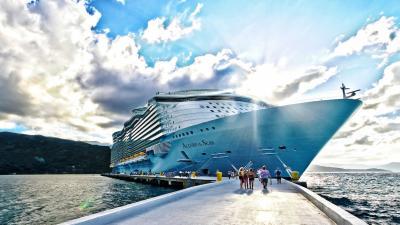 Cruise Ship Computer Wallpaper 62623