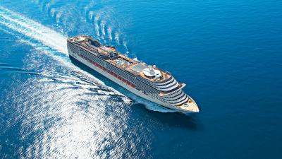 Cruise Ship Wallpaper Background 62621