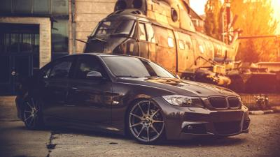 Custom BMW Car Desktop Wallpaper 62562